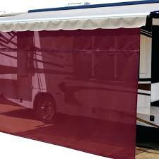 truck camper rv awning screen shade rv awning screen room