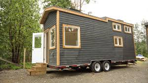 tiny house tour super modern off grid tiny house full video tour