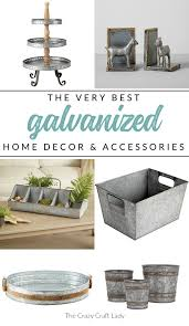 home accessories decor where to find the best galvanized decor and home accessories the