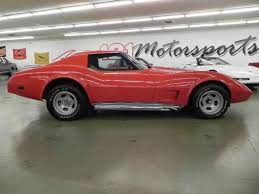 corvette l48 1977 chevrolet corvette l48 20191 coupe 350 automatic