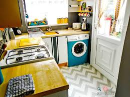 funky kitchens ideas take the kitchen tour see how i transformed my small and ordinary