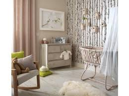 chambre nature chambre de bébé 25 idées pour une fille décoration bebe