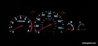 1998 2002 honda accord gauge cluster led conversion u2013 makkugasho