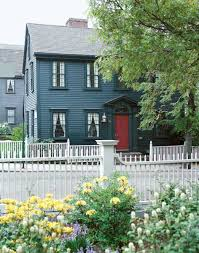 the best picket fences for old houses old house restoration