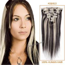 24 inch extensions 24 inch 10pcs thick clip in human hair extensions silky