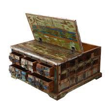 coffee table rustic farmhouse coffee table plans diy oak trunk