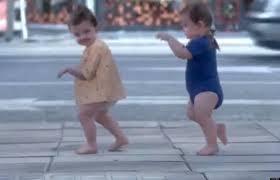 baby u0026me u0027 new evian commercial features babies dancing video