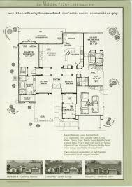 mission floor plans sun city roseville floorplans