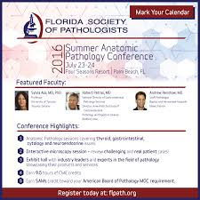 Association Of Pathology Chairs Pathology Outlines Conferences As Of May 1 2016