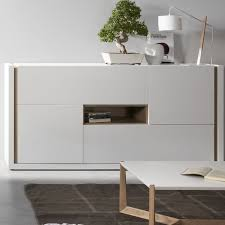 modern design laquered wood sideboard giove