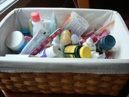 organizing under my bathroom sink handy man crafty woman