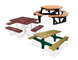 Commercial Picnic Tables by Commercial Picnic Tables Outdoor Picnic Tables National