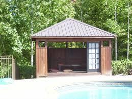 pool cabana ideas tea house pool cabana asian landscape raleigh by shannon