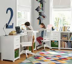 Pottery Barn Rugs Kids Everett Modular Storage Desk Pottery Barn Kids