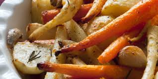 A Root Vegetable - roasted root vegetables recipe a healthy thanksgiving side