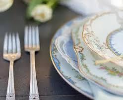 tableware rental vintage dish rentals for events i los angeles