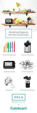 finding wedding registry the essential wedding registry list for your kitchen essentials
