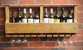 wall mounted liquor cabinet wine rack wall mount liquor rack