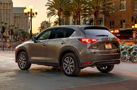 mazda address 2017 mazda cx 5 first drive review automobile magazine