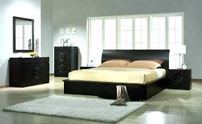black bedroom furniture set contemporary leather bedroom furniture black leather bedroom