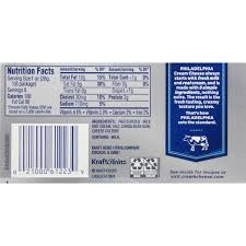 philadelphia original cream cheese 8 oz box walmart com