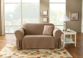 Walmart Sofa Slipcovers by Sofas Center Sure Fit Sofa Slipcovers Cotton Duck Cover