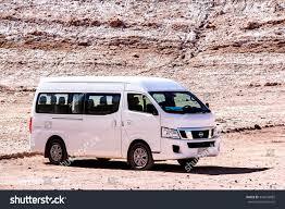 nissan caravan 2014 san pedro de atacama chile november stock photo 344699882
