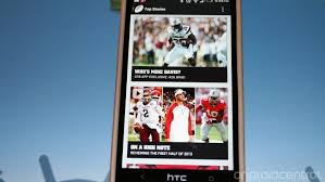 espn app for android espn finally updates their college football app to include the