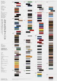 15 japanese posters designed by nakano design office japanese