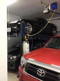 garage car lift mid rise specialty lifts portable garage car