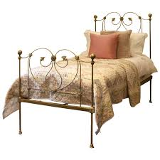 brass bed frame for sale solid cast iron and brass bed frame