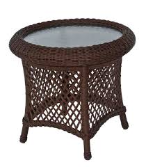 round wicker end table 33 best round end tables images on pinterest round coffee tables
