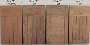 Mahogany Kitchen Cabinet Doors Doors Outdoor Kitchen Custom Teak Marine Woodwork