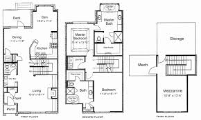 three story house plans three story house plans fresh 3 story house floor plans interior