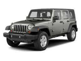 2013 jeep wrangler mileage 2013 jeep wrangler unlimited values nadaguides