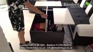 functional high gloss coffee table by kleiderhaus youtube
