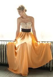 dress skirt top prom dress prom bustier dress yellow dress