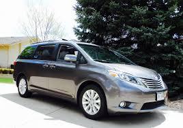 2015 minivan 2015 toyota sienna limited 3 5l awd 7 passenger minivan u2013 stu u0027s