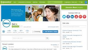 glass door jobs reviews why dell couldn u0027t ignore glassdoor powered by battery