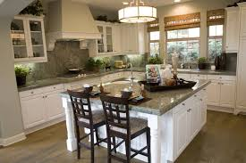 Bianco Antico Granite With White Cabinets Eclectic Mix Of 42 Custom Kitchen Designs