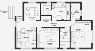 very small plot size bungalow design with free floor plan latavia