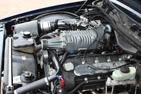 lexus v8 supercharger kits retired crown victoria police interceptor gets mustang cobra