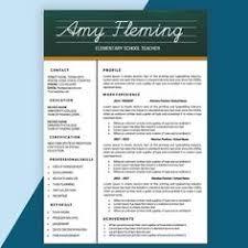 teacher resume elementary teacher sample resume