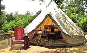 tent rental bell tent rental near state forest massachusetts