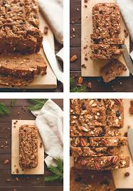 christmas nuts spiced christmas bread with nuts and dried fruit the healthful ideas