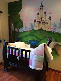 painted a wall mural for my beautiful baby girl fairy castle painted a wall mural for my beautiful baby girl fairy castle inspired by cinderella s