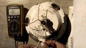 Ceiling Fan Capacitor Connection Diagram Fan Capacitors Four Wire Sesapro Com