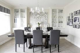 Dining Room Built Ins Dining Room Built Ins Built In China Cabinets In The Dining Room