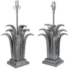 Library Table Lamps Pair Of Unusual French Library Table Lamps For Sale At 1stdibs