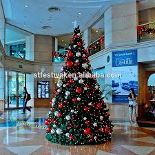 Metal Frame Outdoor Christmas Decorations by 2015 Commercial Display Outdoor Metal Christmas Trees For Shopping